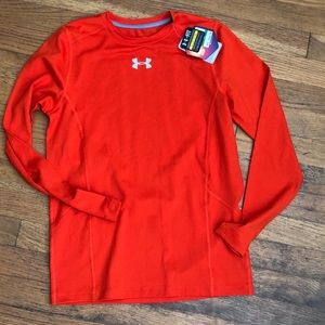 UNDER ARMOUR YLG SHIRT